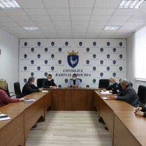 Situația epidemiologică alarmantă în plan raional a fost subiectul principal abordat în cadrul ședinței de către membrii comisiei