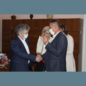Cetățean de Onoare al raionului Drochia- Domnul Iulian FILIP- Maestru în Arte