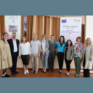 """Forumul raional al tinerilor din Drochia cu genericul ,,Soluții pentru viitor"""""""