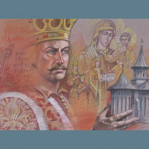 517 ani de la trecerea la Domnul a Sfântului Voievod Ştefan cel Mare