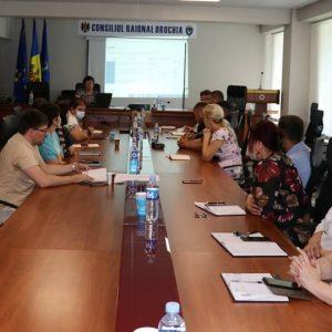 Consultarea publică a Proiectului Strategiei de dezvoltare socio-economică a raionului Drochia pentru perioada 2021-2030