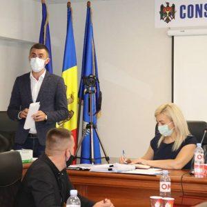 Şedința ordinară a Consiliului raional Drochia