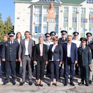 Aniversarea a XXX-a a Armatei Naţionale omagiată la Drochia