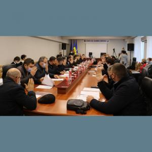 Consiliul raional convocat în ședință extraordinară